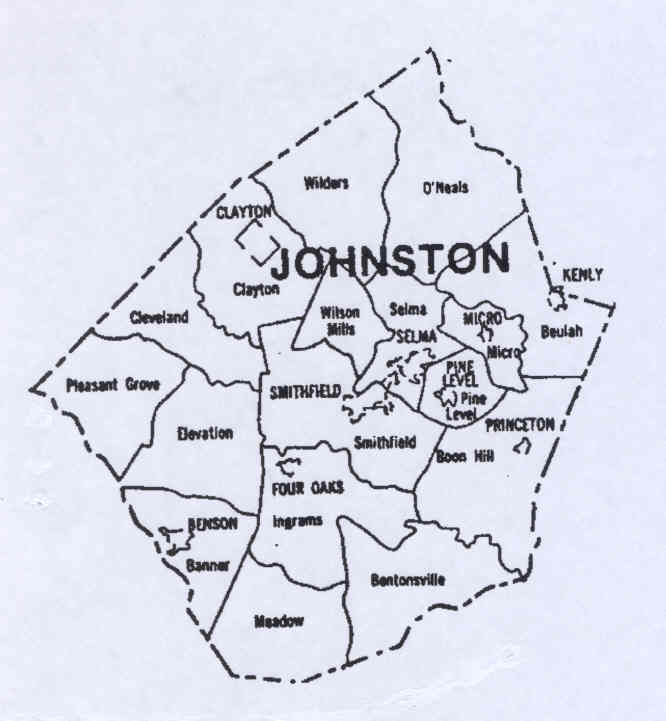 Maps Resources Johnston County Genealogy North Carolina Your